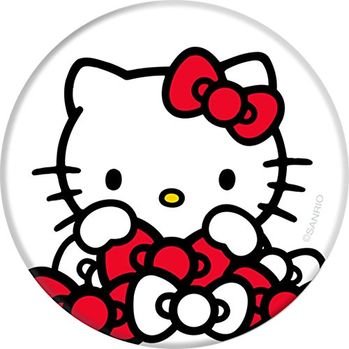 Hello Kitty Bow Pile PopSockets Stand for Smartphones and Tablets by Hello Kitty (Image #1)