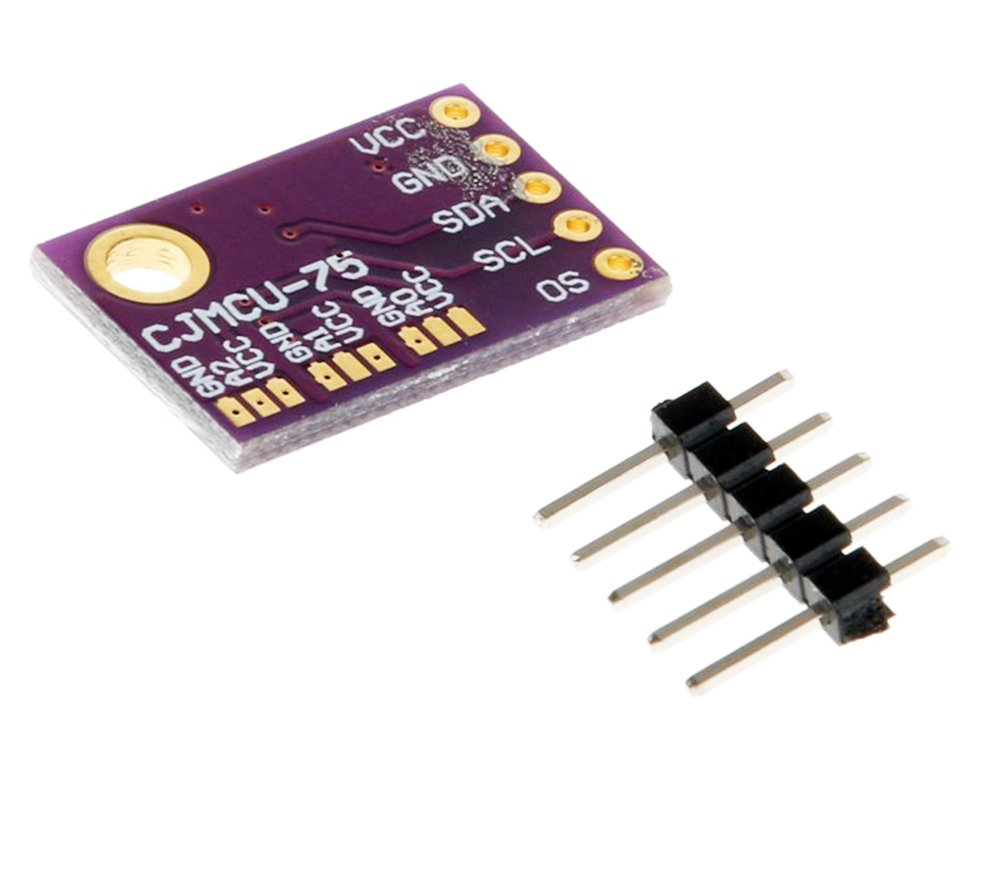 Daorier Jmcu 75 Lm75 A Temperature Sensor I2 C Schematic Electronics