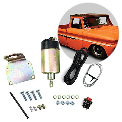 AutoLoc Power Accessories 9661 Shaved Door Pop Handle/Latch Popper Kit (50 Lbs)