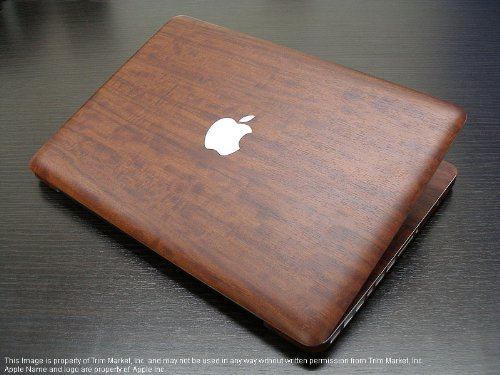 for-macbook-pro-133-model-a1278-protective-skin-body-wrap-royal-primavera-wood-full-kit-7-pcs
