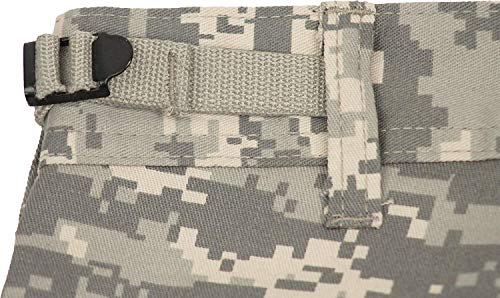 Army Universe Mens ACU Digital Camouflage Military BDU Cargo Pants with Pin  (W 31- b4d421d91da