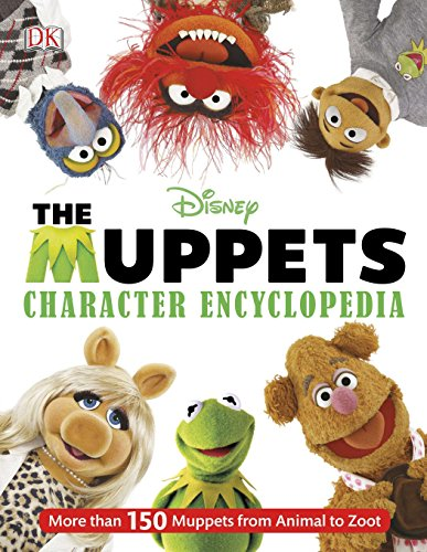Muppets Character Encyclopedia by DK Publishing Dorling Kindersley (Image #6)