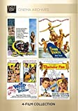 The Sweet Ride; Surf Party; Wild On The Beach; Bachelor Flat by Twentieth Century Fox Film Corporation