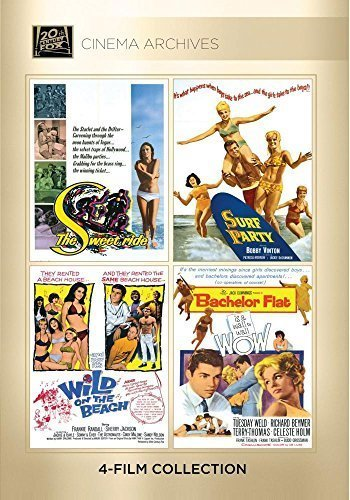 (The Sweet Ride; Surf Party; Wild On The Beach; Bachelor Flat by Twentieth Century Fox Film)