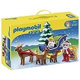 Playmobil Santa Claus with Reindeer Sleigh