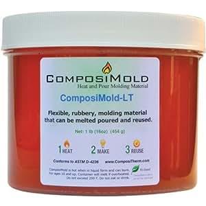 Composimold Reusable Mold Making Material 32 Ounces-