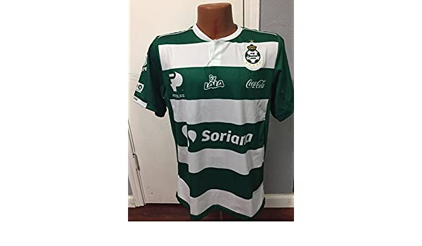 Amazon.com : New Club Leon Visita Jersey liga mx (Small) : Sports & Outdoors