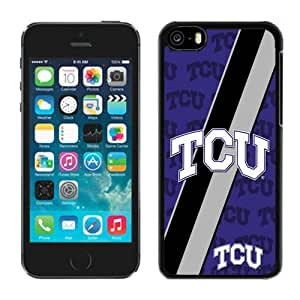 New Iphone 5c Case Ncaa Big 12 Conference TCU Horned Frogs 6