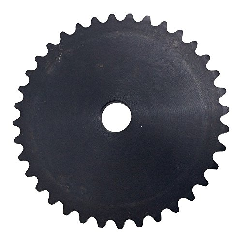 KOVPT # 35 Roller Chain Plate Sprocket A Type 45 Teeth Bore Size 0.594