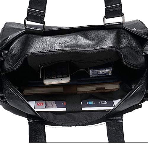 ブリーフケーストート メンズ韓国ショルダーバッグクロスボディバッグトートバッグカジュアルバッグトラベルバッグブリーフケースビジネスバッグ ハンドバッグ
