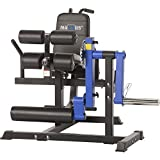 Maxxus Multi Trainer Pro Leg Extension Leg Curls, Thick Padding For Barbells with 50mm/52mm Hole...
