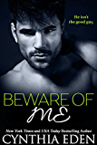 Beware Of Me (Dark Obsession Book 4)