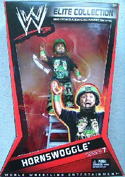 WWE Collector Elite DX Hornswoggle Figure Series #7 by Mattel