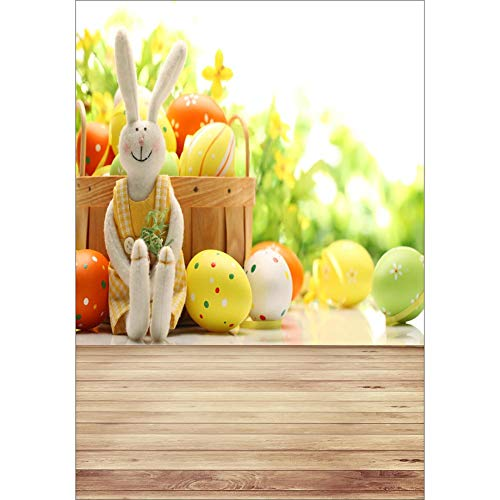 (Digital Photographic Background Cloth Studio Backdrops (Easter Theme 5) Anidalec)