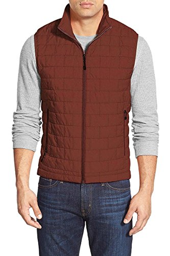 Quilted Mens Vest - 7