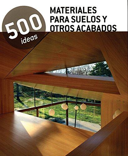 Leer libro materiales para suelos y otros acabados 500 - Materiales para suelos ...