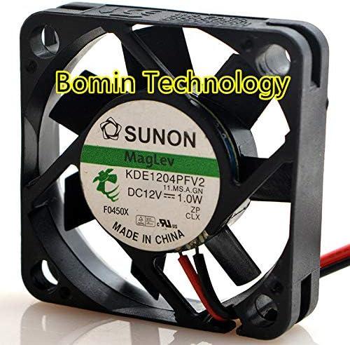 Bomin Technology for SUNON KDE1204PFV2 12V 1.0W 4CM 4010 Mute Cooling Fan