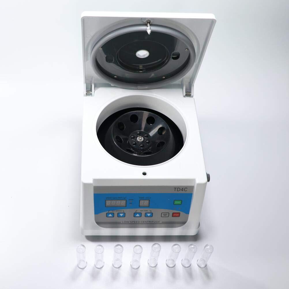 PRP Centrifuge - ST9U Lab Medical Benchtop Centrifuges with Digital Display Laboratory Low Speed Desktop Centrifugal Machine 4000 RPM