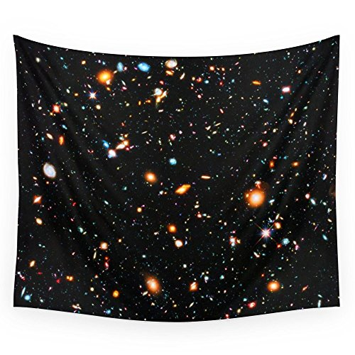 Society6 Hubble Ultra Deep Field Wall Tapestry Small  51  X 60