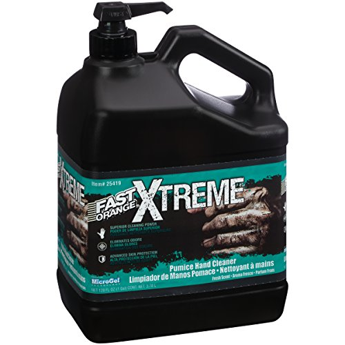 Permatex Fast Orange 25419 Xtreme Fresh Scent Pumice Hand Cleaner