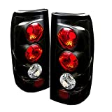 99 chevy stepside - Spyder Chevy Silverado 1500/2500 99-02 (Not Fit Stepside) / GMC Sierra 1500/2500/3500 99-03 Altezza Tail Lights G2 Version - Black