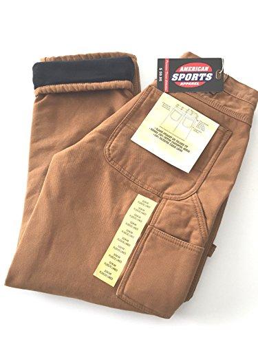Insulated Denim Pants - 8