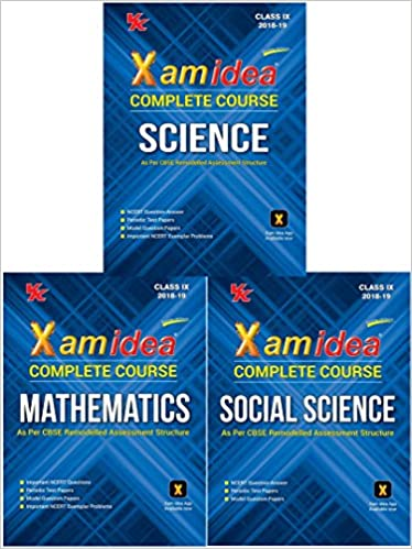 Xam Idea Book For Class 9 Social Science