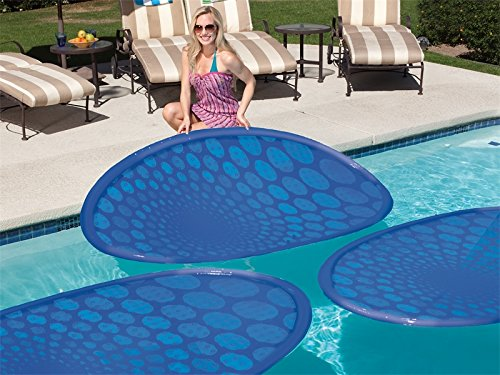 SwimWays 17400 Pool Heater ThermaSpring Solar Mat, White