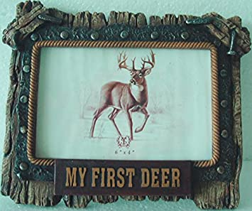 Amazoncom My First Deer Frame