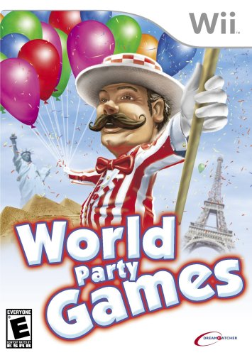 Free World Party Games - Nintendo Wii