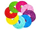 80 Multicolor 8'' Chinese Paper Lanterns Decoration Wedding Party Festival Metal