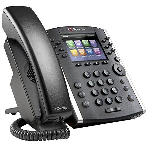 (Polycom VVX 401 Skype for Business Edition)