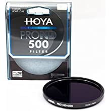 Hoya PROND 77mm ND-500 (2.7) 9 Stop ACCU-ND Neutral Density Filter XPD-77ND500