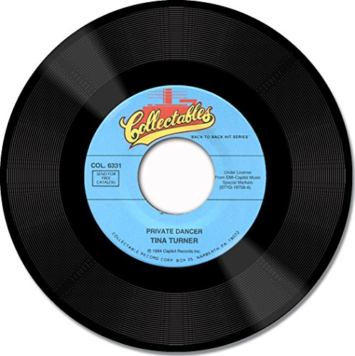 Private Dancer / What's Love Got to Do with It (45RPM 7