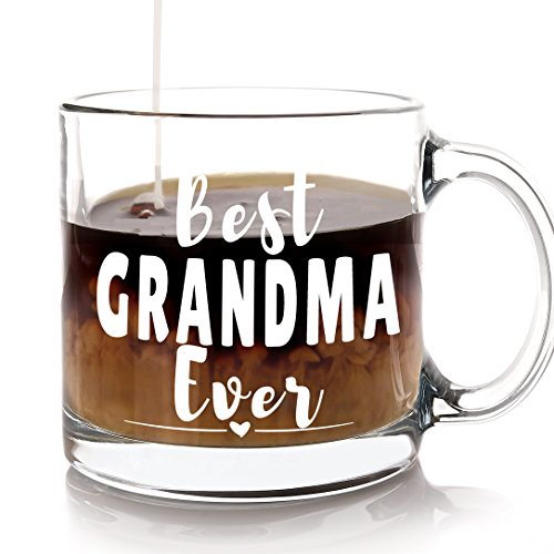 Best Grandma Ever Coffee Granddaughter product image