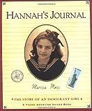 Hannah's Journal, Marissa Moss, 0152163298