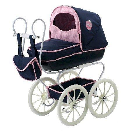 Preschool Dolls Prams - 1