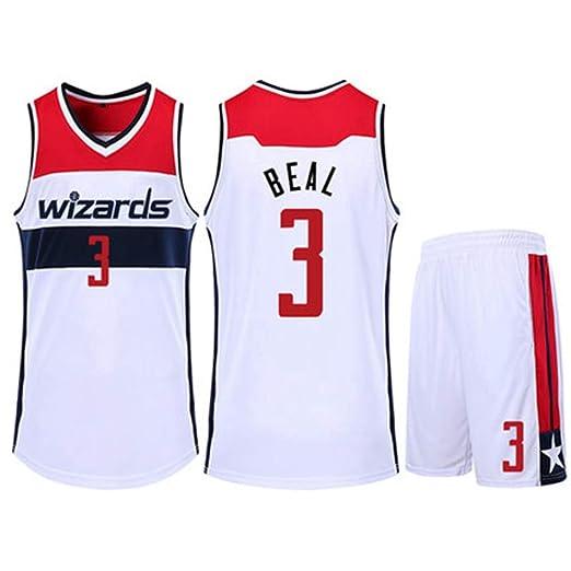 HS-QIAN1 3# Bradley Beal Washington Wizards Conjunto De ...