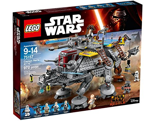 LEGO Star Wars 75157 - Captain Rex's AT-TETM