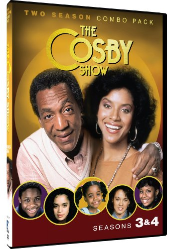 The Cosby Show Season 3 & 4