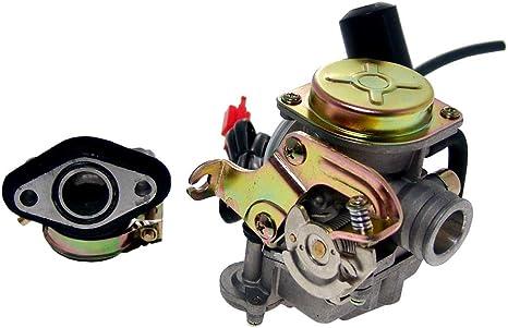 Luftfilter 50cc GY6 4Takt REX Monza Fzg-Ident: WS1 + L8Y