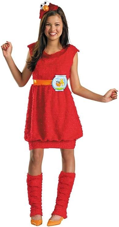 Disfraz 187278 Tama-o Elmo Ni-o-Tween Vestuario: 14-16: Amazon.es ...
