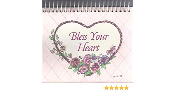 Bless Your Heart Heartland Samplers Series Ii Inc Heartland
