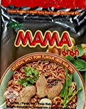 Mama Tom Yum Moo (Spicy Pork Flavor) Instant Noodle Packs of 30