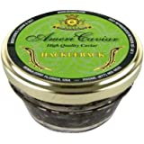 Bemka.com American Sturgeon Hackleback Wild Caviar, 1-Ounce, 1-Ounce Jar