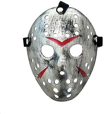 Dodom Freitag Der 13 Hockey Maske Usa Halloween Jason Vs Freddy Kostum Film B Amazon De Kuche Haushalt