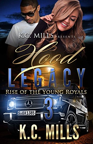 Hood Legacy 3: Rise of the Young Royals cover