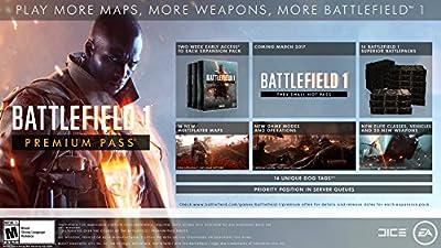 Battlefield 1 Premium Pass - PS4 [Digital Code]