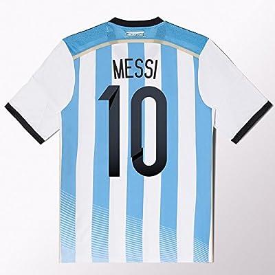 Adidas AFA Argentina Home Jersey - Messi