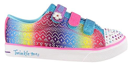 Skechers Kids Twinkle Breeze 2.0-Sunshine Sneaker